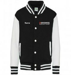 Beeches Kids Varsity Jacket